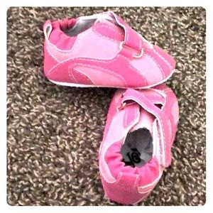 Baby girl infant shoes